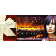 STYLZ, HAIR & BEAUTY SALON