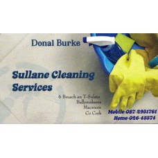 SULLANE CLEANING SERVICES