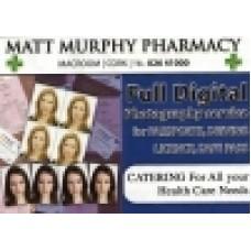 MATT MURPHY, MPSI, MEDICAL HALL, MACROOM