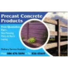 PRECAST CONCRETE PRODUCTS